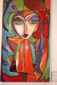 Whitney Ferre Original Art