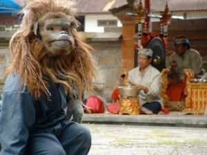 (c) James Hart. Balinese Ritualistic Dance