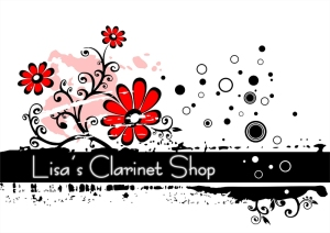 Lisa's Clarinet Shop alternate logo